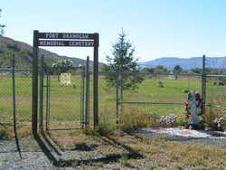 Fort Okanogan Memorial Cemetery