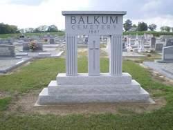 Balkum Baptist Church Cemetery