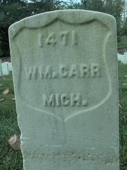 Pvt William Carr