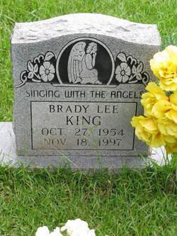 Brady Lee King