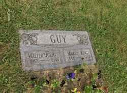 Walter Holmes Guy