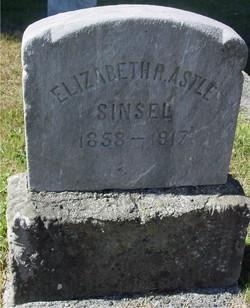 Elizabeth R. <I>Astle</I> Sinsel