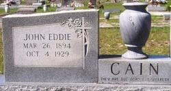 John Eddie Cain