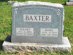 Mabel Pearl <I>Seybold</I> Baxter