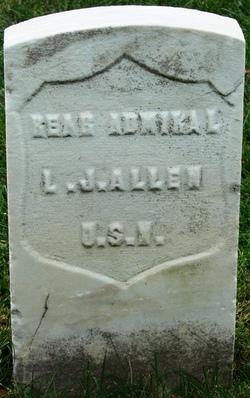 Adm Louis Joseph Allen