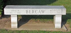 David W Bercaw