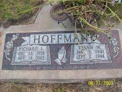 "Richard L ""Dick"" Hoffman"