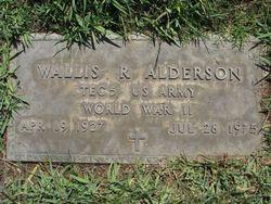 Wallis Roy Alderson