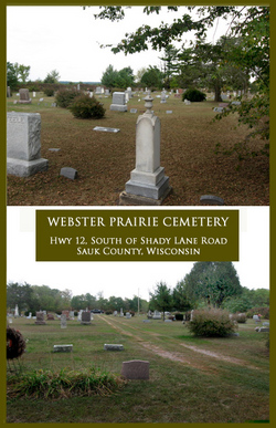 Webster Prairie Cemetery