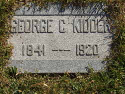 George Chandler Kidder