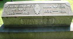 Eliza E <I>Ritchey</I> Waters
