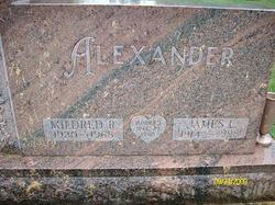 Mildred Alexander