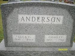 Ella V. Anderson
