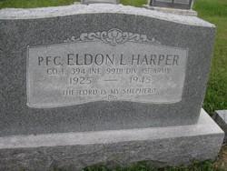 PFC Eldon Lee Harper