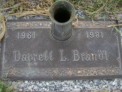 Darrell Lee Brandt