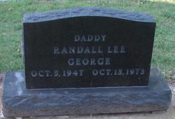 "Randall Lee ""Randy"" George"