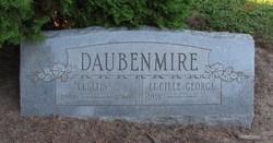 "Lucille Verla ""Daubenmire"" <I>George</I> King"