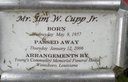 Jim W. Cupp, Jr