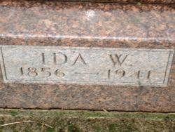 Ida Beatta <I>Wright</I> Albers