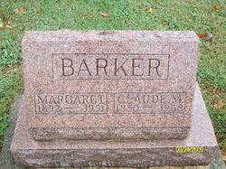 Claude M Barker