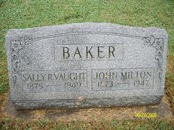 Sally R <I>Vaught</I> Baker