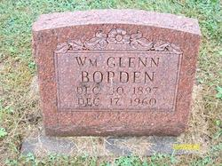William Glenn Borden