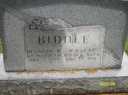 William Oscar Biddle