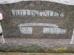 Anna M <I>Stewart</I> Billingsley