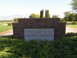 Okanogan Valley Memorial Gardens