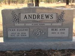 """Ivan Eugene """"Gene"""" Andrews"""