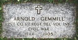Arnold Gemmill