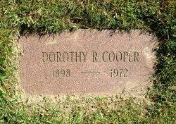 Dorothy Rose <I>Bourie</I> Cooper