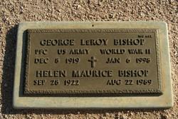 Helen Maurice Bishop