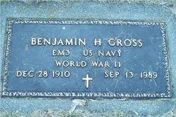 Benjamin H Gross