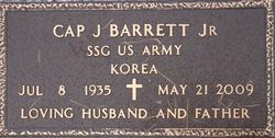 Cap Jefferson Barrett, Jr