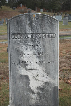 Benjamin Buffum
