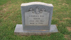 Charles Ray Dixon