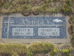 Frances A Ashley