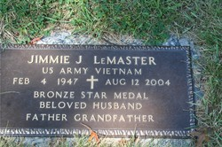 Jimmy J. LeMaster