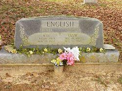 """William E """"Will"""" English"""