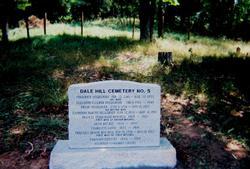 Dale Hill Cemetery No. 5