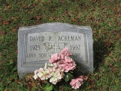 David Richard Acreman