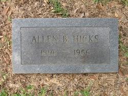 Allen Benjamin Hicks