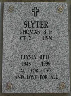 Elysia Red Slyter