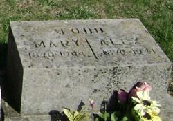 "Marion Alexander ""Alex"" Todd"