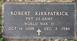 Robert Kirkpatrick