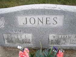 Betty L Jones