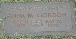 Anna Kate <I>McNeill</I> Gordon