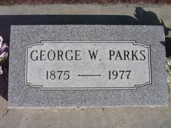 "George Washington ""Barney"" Parks"