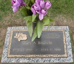 Donald Alvin Brown